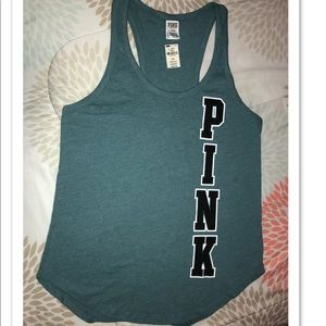 NWT Pink tank top